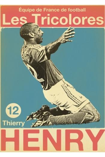Henry - Les Tricolores
