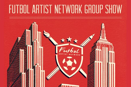 Futbol Artist Network: The New York Football Exhibition - Soccer Art